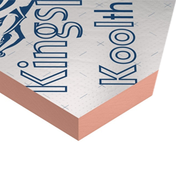 5% off all Kingspan Kooltherm insulation