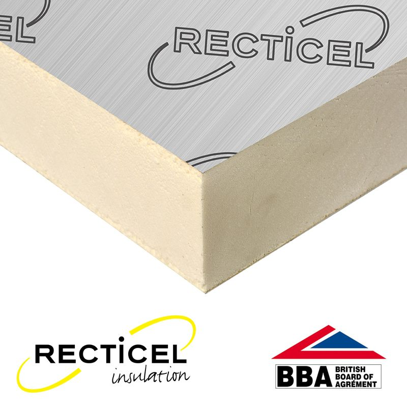 Video of Recticel Eurothane GP PIR Rigid Insulation Board - 2.4m x 1.2m x 75mm