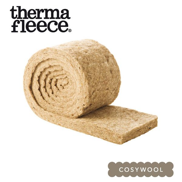 Video of Sheeps Wool Insulation CosyWool by Thermafleece 50mm x 570mm - 14.82m2