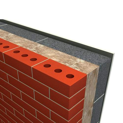 DriTherm Cavity Slab 37 from Knauf Earthwool 100mm - 6.55m2 Pack