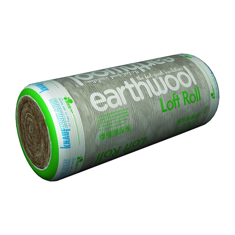 Video of Knauf Loft Roll Insulation 44 Earthwool Combi-Cut 200mm - 5.93m2 Pack