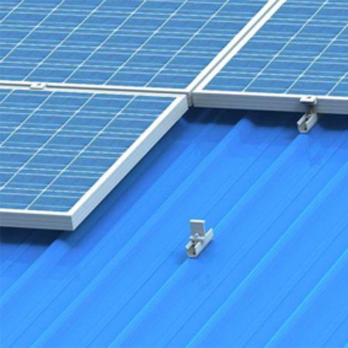 1 5kw Plug In Solar Metal Roof Mounted Diy Solar Panel Kit