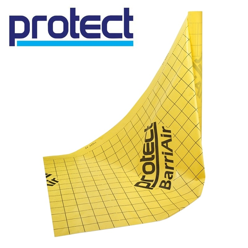 Protect Barriair Vapour Control Layer Amp Air Barrier 1 5m