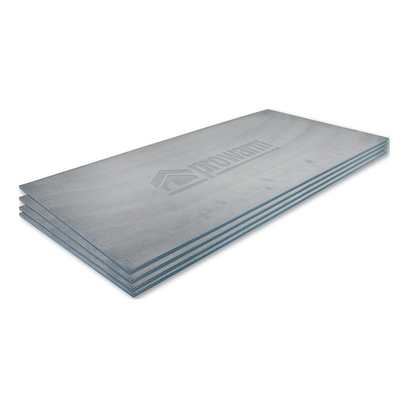 Video of ProWarm Backer-Pro Tile Backer Insulation Board - 1.2m x 600mm x 20mm