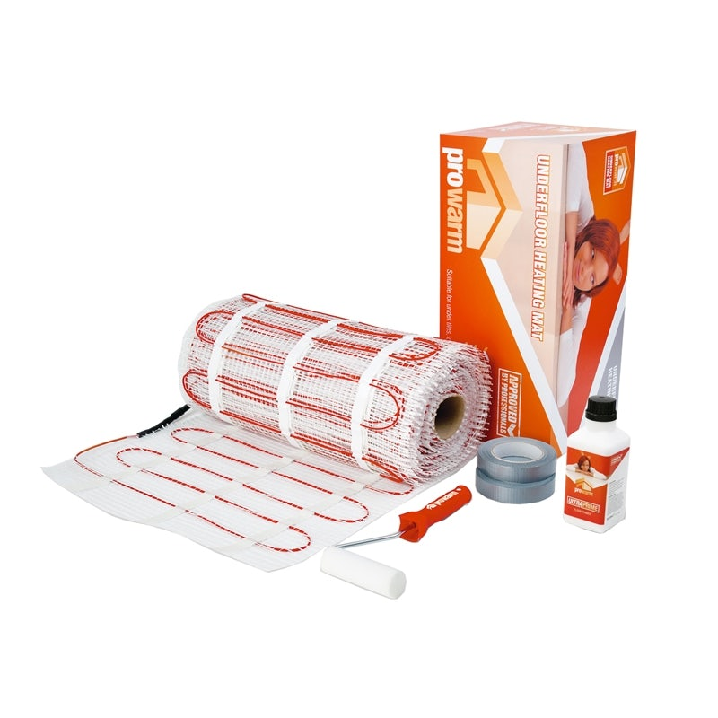 Video of Electric Underfloor Heating System by ProWarm 200w - 1.5m2 Kit
