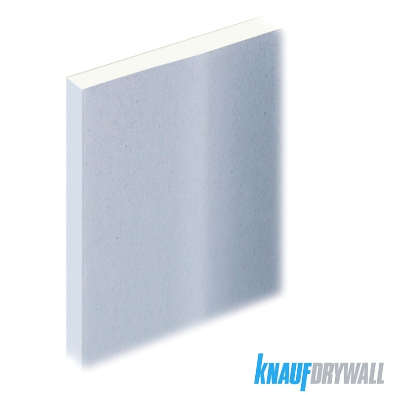 Video of Knauf Sound Panel Plasterboard Tapered Edge - 2.4 x 1.2m x 12.5mm