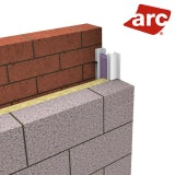 ARC Contract-Closer 100mm Thermal Cavity Closer 2.4m Length - Pack of 8