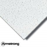 Ceiling Tile 600mm x 600mm Armstrong Prima Fissured Tegular - 5.76m2