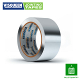 Visqueen Foil Backed Girth Jointing Tape 75mm x 50m Pallet of 768 Rolls