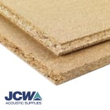 JCW Acoustics Plain 22mm T&G Chipboard Sheet - 600mm x 2400mm x 22mm