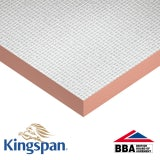 Kingspan Kooltherm K110 Soffit Board 2400mm x 1200mm x 75mm - 11.52m2 (4 sheets)