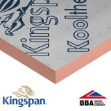 Kingspan Kooltherm K15 Rainscreen board 2400mm x 1200mm x 30mm - 28.8m2 (10 sheets)