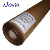 Novia B1F Lower Grade Building Paper to BS 1521 - 50m x 1.25m