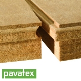 Pavatherm-Plus Woodfibre Sarking Board 100mm by Pavatex - 0.99m2 Board