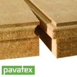 Pavatherm-Plus Woodfibre Sarking Board 160mm by Pavatex - 13.86m2