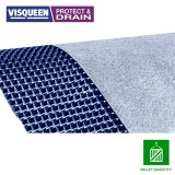 Visqueen Protect & Drain 12mm Protection and Drainage Medium 50m2