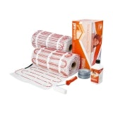 Electric Underfloor Heating System by ProWarm 150w - 14m2 Kit