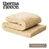 Thermafleece CosyWool Slabs Sheeps Wool 140mm x 390mm - 7.02m2 Pack