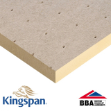 Kingspan Thermaroof TR27 Flat Roof Insulation Board 40mm - 5.76m2