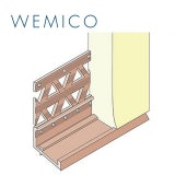 Wemico 15mm PVC Bellcast Bead Box of 25 2.5m Lengths - White