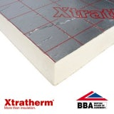 Xtratherm Thin-R Insulation Board - 2.4m x 1.2m x 90mm